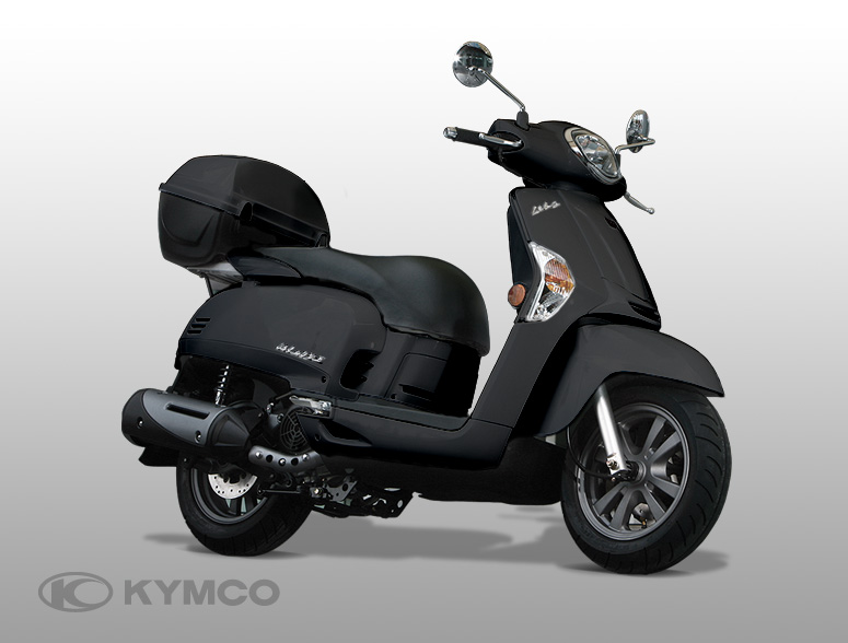 kymco like 125 motoranch. Black Bedroom Furniture Sets. Home Design Ideas